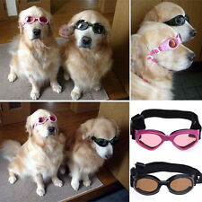 Cool Pet Dog Cat Doggles Goggle UV Sunglasses Eye Wear Protection Six Colors