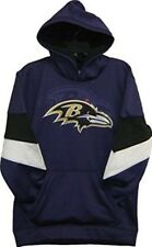 "Baltimore Ravens Youth ""The Edge""  Hooded Sweatshirt - Purple"