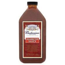 Budweiser Barbecue Sauce 1.84kg Pick Your Quantity More you buy Cheaper it is