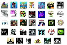 The Beatles Drinks Coaster Selection Album Covers Retro Pictures Rare Images NEW