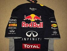 INFINITI RED BULL RACING CREW SHIRT-FORMULA 1-CLOTHING-ALL SIZES-RRP£79.99