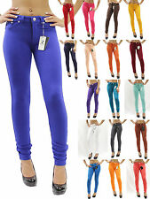 New Color Sexy Skinny Stretch Moleton Jean Jeggings Leggings Size S-XL RF05J022