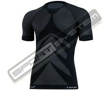 New. Thermoactive Sport T-Shirt Spaio Relieve Line (black) (W02) (SP0018)