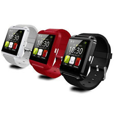 U8 Bluetooth Smart Wrist Watch Phone Mate For IOS Android Iphone Samsung S5 HTC@
