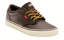 VANS ATWOOD LEATHER MENS TRAINERS SKATE SHOES UK SIZE 6 - 15