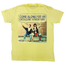 Bill&Ted's Excellent Adventure SciFi Comedy Movie Come Along Adult T-Shirt