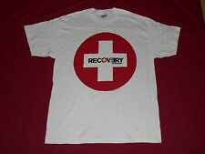 """""""OFFICIAL EMINEM RECOVERY CD COVER"""" T-Shirt - SIZES SMALL, LARGE, & XL"""