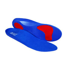 Full length Orthotic Insoles Arch Support, Heel Cup- pronation, flat feet fallen