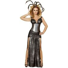 Medusa Costume Adult Womens Sexy Greek Goddess Halloween Fancy Dress
