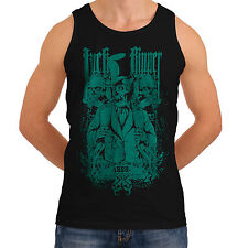 Wellcoda   NEW Ghoul Jack The Ripper Mens Womens Funny Tank Top *to238