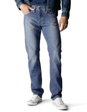 TRUE RELIGION GENO SLIM STRAIGHT LASER STRIPE MENS JEAN
