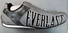NEW EVERLAST PALOOKA MENS CASUAL SLIP-ON SHOES (GUNMETAL) RRP$110
