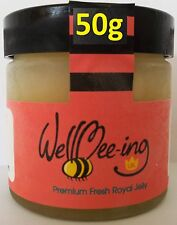 Pure Royal Jelly Premium, Organic & Fresh - Most Potent in Europe!