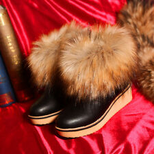 new womens boots winter snow boots warm fur ankle boots flat shoes for cheap