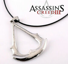 Wholesale lot Fashion Games Ezio Chain Men's Gifts Pendant Necklace Fine Jewelry