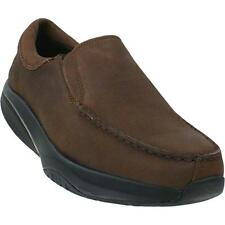 MBT Shoes Mens Brown Tamu Chestnut Nubuck Casual Orthopedic Shoes NEW £185