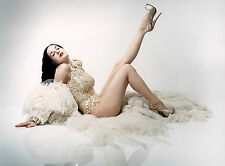 Dita Von Teese Giant Poster - A0 A1 A2 A3 A4 Sizes