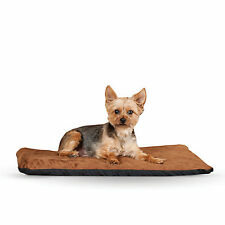 Kh Mfg Ortho Thermo Chocolate Dog Bed