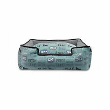 Play Dogs Life Light Blue Lounge Dog Bed