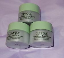 CLINIQUE REPAIRWEAR LASER FOCUS EYE CREAM - 5, 10 OR 15ML