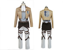Attack on Titan Survey Corps Uniform Costume Cosplay NEW