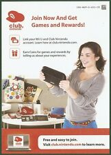 Club Nintendo Codes - 50 Points / Coins - Great Price!