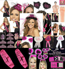 Hen Night Party Accessories Bride To Be Games Novelties Gifts Fancy Dress