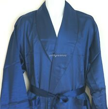 FREE Ship Mens Silk Satin Pajamas Kimono Robe Gown Loungewear US M L XL 2XL 3XL