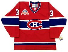 PATRICK ROY MONTREAL CANADIENS 1993 STANLEY CUP CCM VINTAGE JERSEY