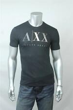 New Armani Exchange AX Mens Slim/Muscle Fit 20 Years Anniversary Tee Shirt