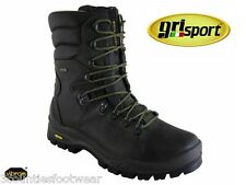 MENS HUNTING SHOOTING BOOTS - GRISPORT - SIZE 6 7 8 9 10 11 12 WATERPROOF