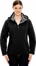 North End Women's Detachable Hood Insulated Soft Shell Jacket. 78080