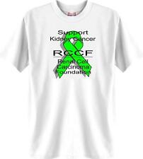 Support Kidney Cancer RCCF Renal Cell Carcinoma Foundation T-Shirt # 40