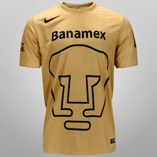 Nike Pumas de la UNAM Home Jersey 2014 - 2015 Authentic