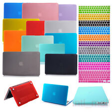 """Rubberized Cover Case Shell For Apple Macbook Air/Pro/Retina 11"""" 13"""" 15"""""""