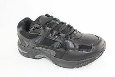 Orthaheel Scholl Orthotic/Orthotics women's Action Walkers Trainers Black Size 5