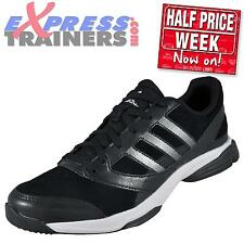 Adidas Womens Arianna II Gym Fitness Workout Trainers Black * AUTHENTIC *