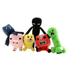 Cute Gift Minecraft Enderman Creeper Plush Soft Toy Doll Xmas Birthday