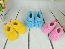 Baby Toddler Soft Sole Skid-proof Warm Shoes Cotton Coral Fleece 0-1 Y Kids Shoe