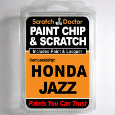 HONDA JAZZ TOUCH UP PAINT Stone Chip Scratch Repair Kit 2010-2014