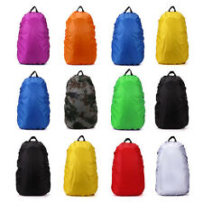 Dust Rain Cover Waterproof Travel Camping Hiking Backpack Bag 34 45 L litre