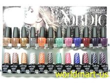 OPI GelColor & Lacquer Polish of NORDIC Fall Collection/ Choose Any Color
