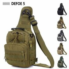 Outdoor Tactical Fly Fishing Camping Equipment Nylon Wading Sport Chest Pack Bag