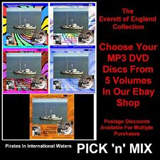 PIrate Radio Everett of England Kenny Everett  PICK 'n' MIX  from 5 volumes.