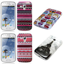 Design Hard Skin Case Cover For Samsung Galaxy S Duos s7562