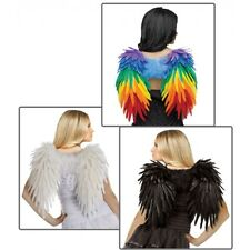 Angelic Wings Costume Accessory Adult Womens Halloween