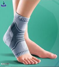 New Advance X-shape Silicon Padded Ankle Support Oppo Accutex Arthritis Brace