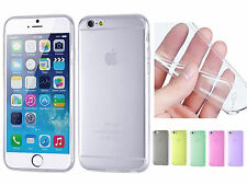 For 4.7 inch iPhone 6 Case  Ultra Thin Slim Crystal Clear Soft TPU Cover Skin