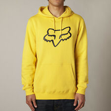Fox Racing Legacy Fox Head Pullover Hoody Yellow