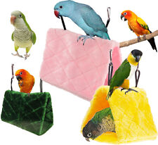 Cozy Bird Hideaway Tent - Appropriately sized for your pets!